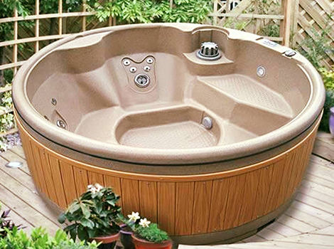 Orbis Hot Tub